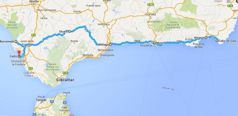 Cabo de Gata-Cadiz