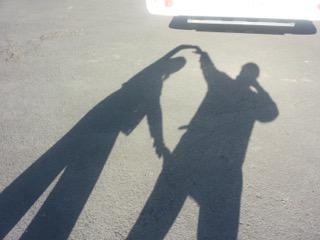 Schattenboxen