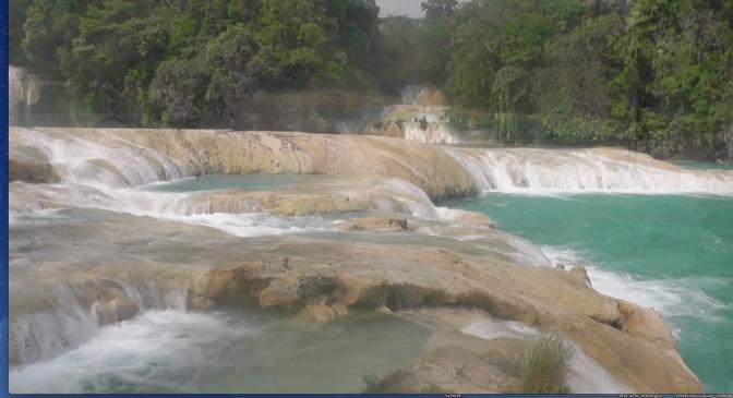 Südlich von Palenque