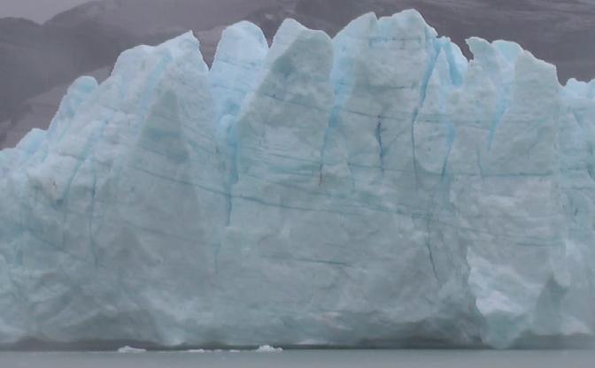 Zum Gletscher Grey