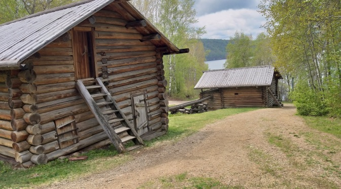 Durch Sibirien