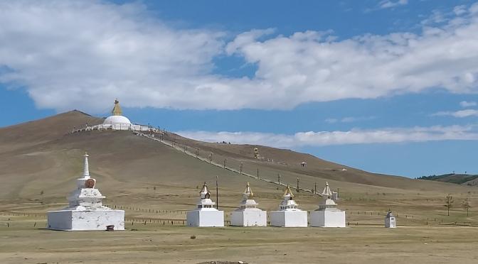 Mongolei: Die erste Herausforderung